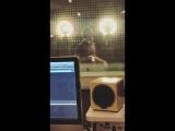 Никита фристайлит в студии 44PRO