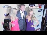 Tara Reid, Ian Ziering, Cassie Scerbo SHARKNADO Los Angeles premiere Arrivals