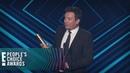 Jimmy Fallon Thanks His Soul Mate Justin Timberlake E People's Choice Awards