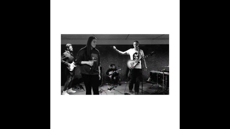 Танцы минус - половинка (RBBAND cover)