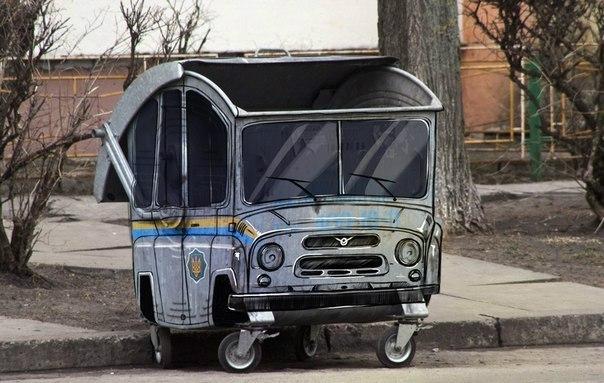 Украинская мусорка :)