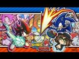 Пробуем играть в Sonic Battle