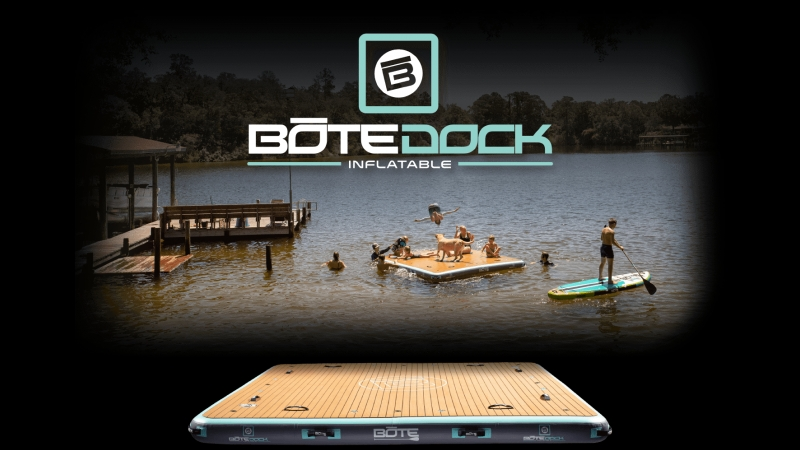 BOTE Dock Inflatable Swim Platform