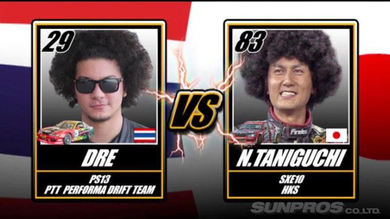 D1日本 vs タイ ナショナルバトル!! ドリ天 Vol 73 ③