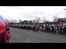 Парад в Сосновом Бору 09 05 2014 3 прохождение бессмертного полка