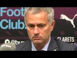 Jose Mourinho - Cesc Fabregas Played Really Well & Deserved Man Of The Match Award