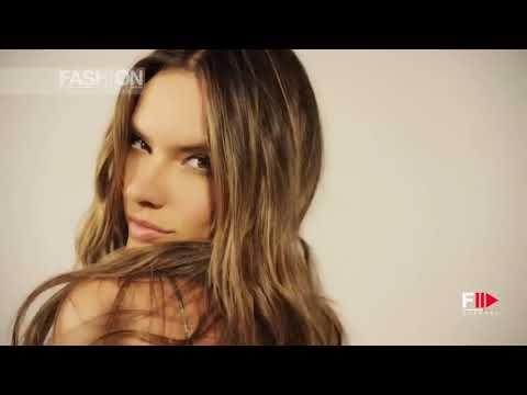 ALESSANDRA AMBROSIO Model 2016 - Fashion Channel