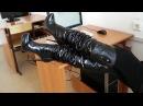 GIANMARCO LORENZI platform high heels fetish boots 37 size Part 2