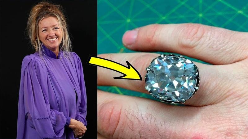 33 года назад британка купила кольцо на барахолке А когда захотела его продать произошло ВОТ ЧТО