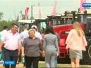 На Дне поля аграриям представили технику для работы в экстремальных ситуациях - Вести 24