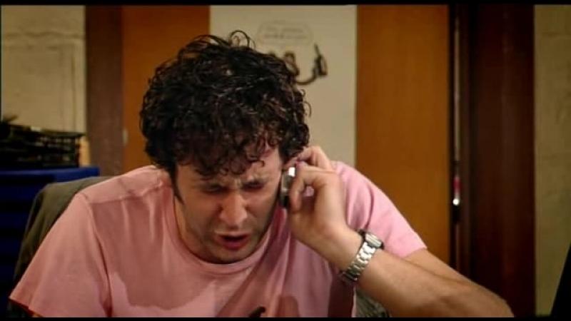 Компьютерщики The IT Crowd Сезон 1 Эпизод 5 Беспокойство Билла Кроз
