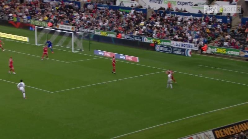Swansea 0-0 Nottm Forest