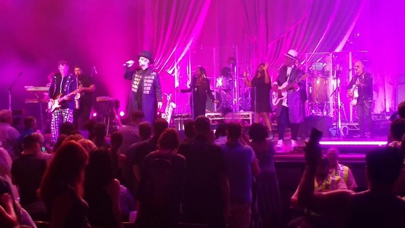 Boy George and Culture Club at Ravinia Festival Highland Park IL Sat Sep 1st 2018 part 1