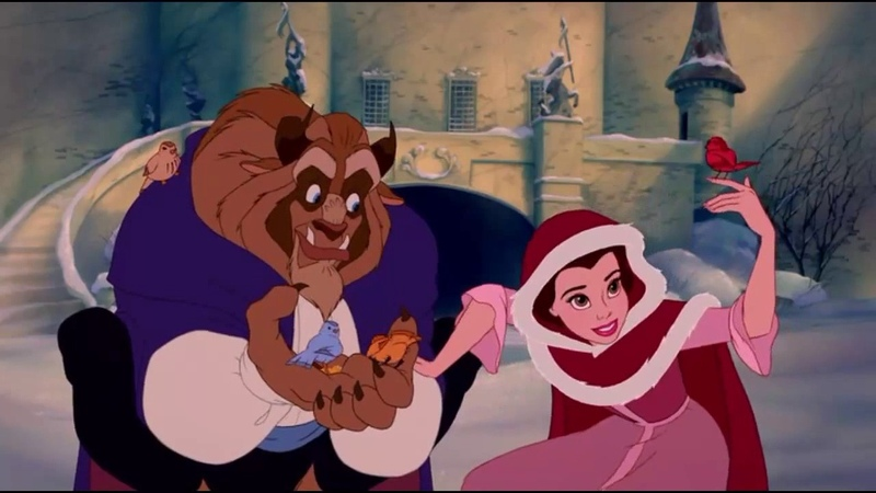 Beauty and The Beast - Something There (Kazakh) [HD]