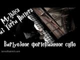 Музыка из Гарри Поттера. Виртуозное фортепианное соло