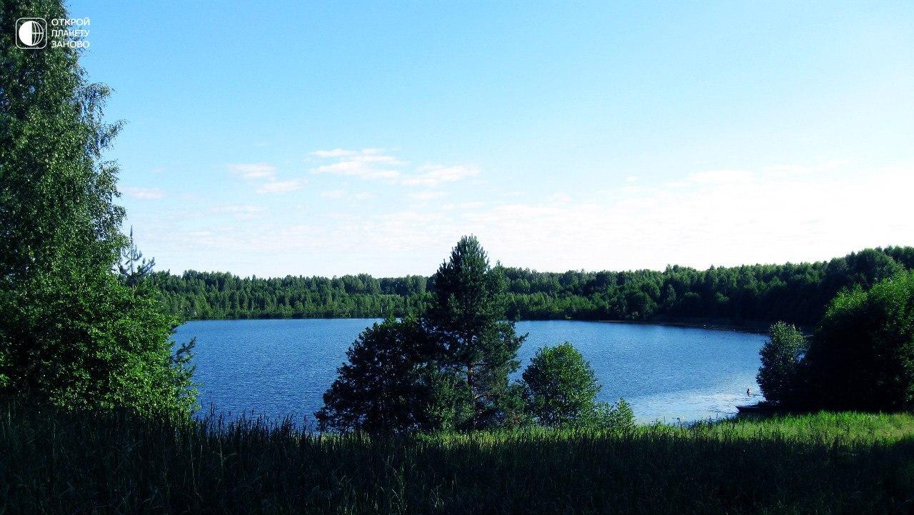 Таинственное озеро Светлояр