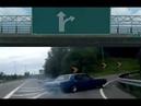 Carro que derrapa a la derecha - Origen del meme