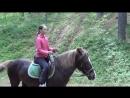 Сяду я верхом на коня !