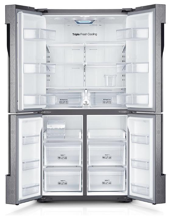 Новый холодильник 2014: Samsung RF905QBLAXW