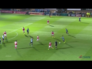 Luke O'Nien ● Wycombe Wanderers FC ● Box to Box Midfielder ● Highlights.