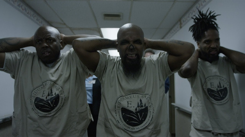 Tech N9ne - Disparagement Ft. King Iso Krizz Kaliko - Official Music Video