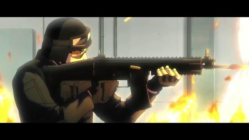 「AMV」Grisaia no Kajitsu Эдем в серых тонах