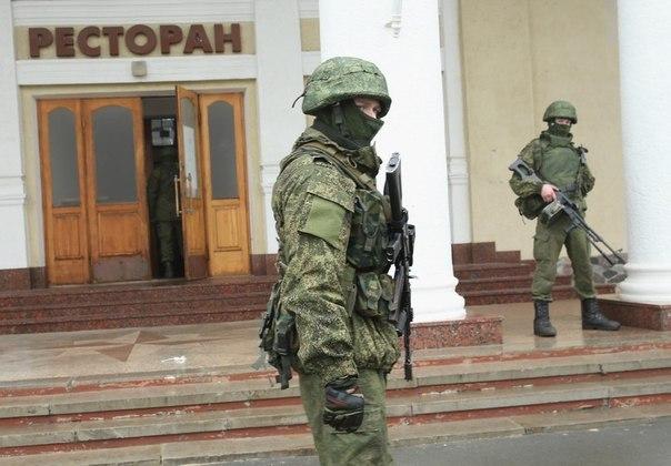 التصعيد العسكري الروسي بشبه جزيرة القرم الأوكرانية  Ha6VLE6pG1M