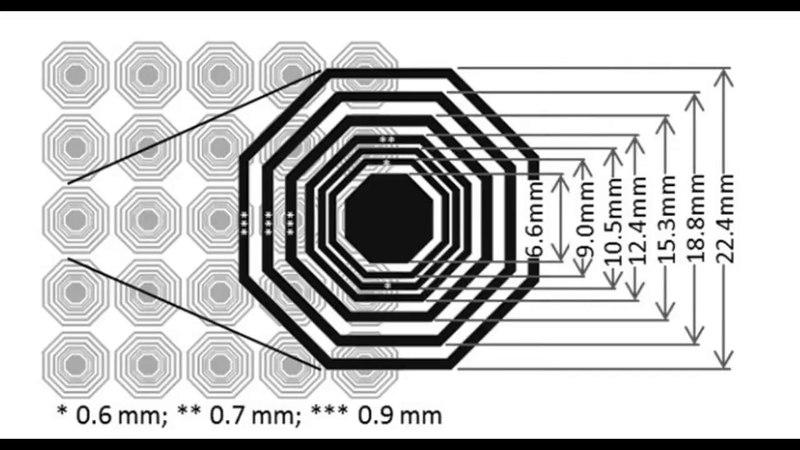 Design Chipless RFID in Cst Studio