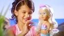 Кукла Беби Бон Сестричка-русалочка, 32 см