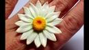 Мастер класс: Цветок из полимерной глины.Кольцо Ромашка из полимерной глины!Поделки своими руками