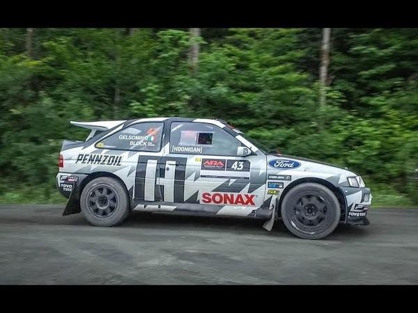 Ken Block - Ford Escort Cosworth Rally Car