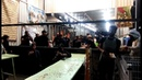 During Mishi - Arbaeen Walk 2018 Zaereen e Arbaeen are Served With food at Day and Night {Video 14}