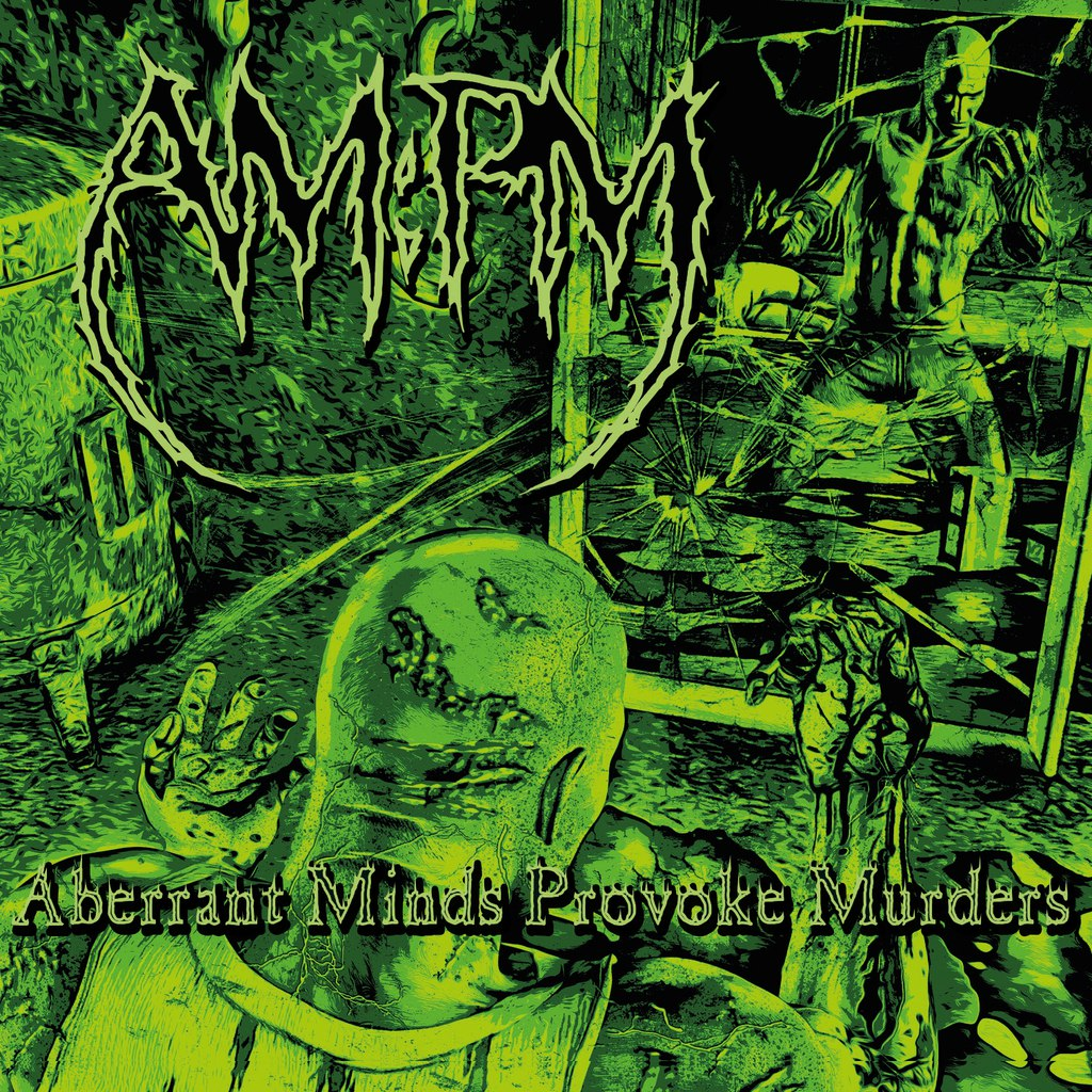 AM:PM - Aberrant Minds Provoke Murders (EP) (2014)