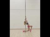 Связки pole dance от Валерии Поклонской (1)