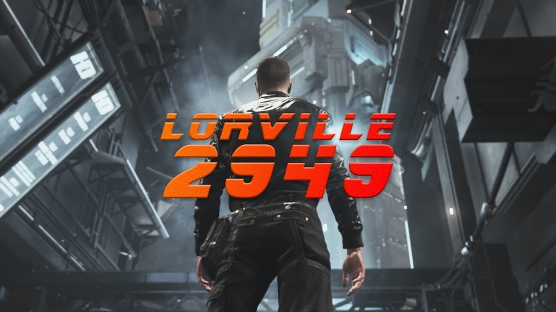 [Star Citizen Panorama] Hurston 3 : Lorville 2949 (feat. Utho Riley)