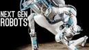 Next Generation Robots - Boston Dynamics, Asimo, Da Vinci, SoFi
