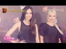 ¡Sofia Carson y Dove Cameron estuvieron en la Avant Premiere de Descendientes2 en Argentina!