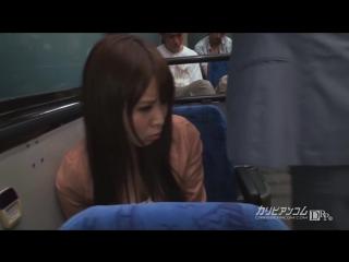Японку изнасиловали в автобусе  азиатка минет секс rapped milf teen asian japanese girl porn sex blow_job 011315-783-carib