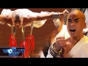 Shaolin Yanze Demonstrates Kung Fu w/ Spears - The World's Best Battle Round