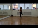 Cha-cha-cha dance classes с Анастасией Евсеевой