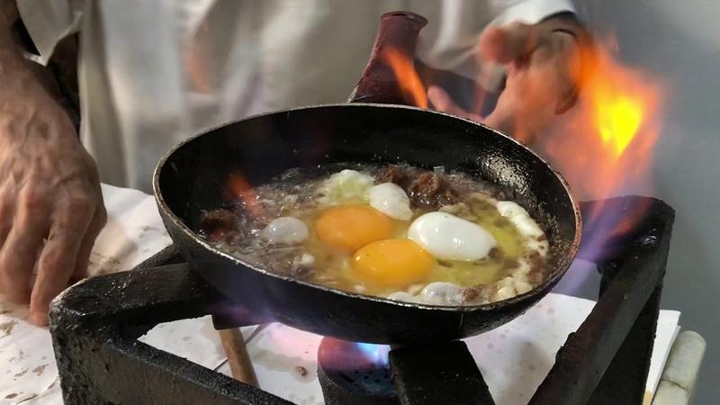 Al Soussi: The Best Traditional Lebanese Breakfast (Meet Raji Kebbeh)