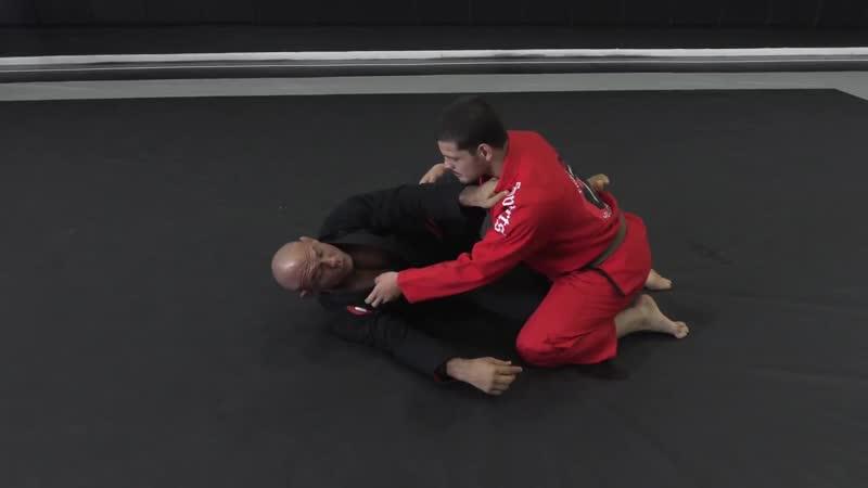 Roberto Cyborg Abreu - Inverted Tornado Sweep