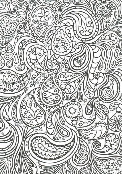 Раскраски распечатки - 4