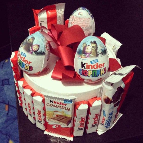 Шоколадное яйцо FERRERO Kinder сюрприз - отзывы 58