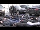 Задержание авторитетов на Симферопольском шоссе,02.12.2015 г