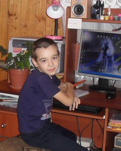 Ильназ Вильданов, 20 июня 1999, Казань, id105231867