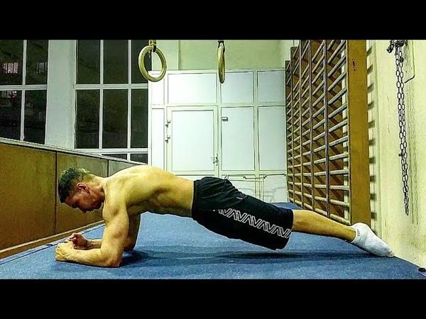 Программа тренировок со своим весом для начинающих