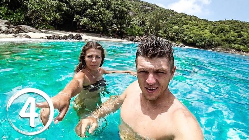 Сейшелы это нечто Остров Маэ и пляж Анс Мажор