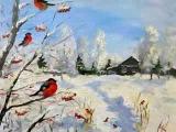 Вера КРАСОВИЦКАЯ Зимушка - зима