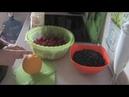По совету подписчиц готовлю смородину с малиной и апельсином на зиму